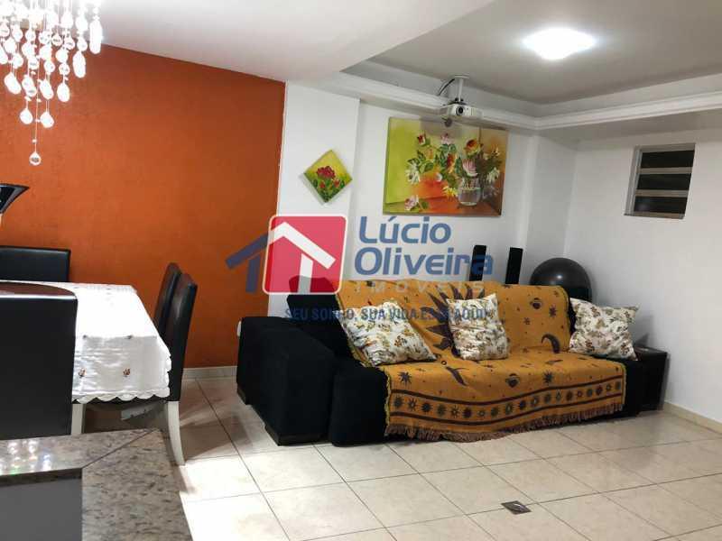 3 - Casa de Vila à venda Avenida Ernani Cardoso,Cascadura, Rio de Janeiro - R$ 550.000 - VPCV50002 - 4