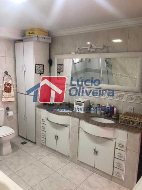 4 - Casa de Vila à venda Avenida Ernani Cardoso,Cascadura, Rio de Janeiro - R$ 550.000 - VPCV50002 - 9