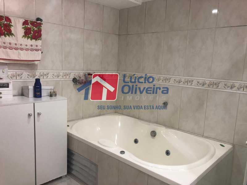 7 - Casa de Vila à venda Avenida Ernani Cardoso,Cascadura, Rio de Janeiro - R$ 550.000 - VPCV50002 - 11