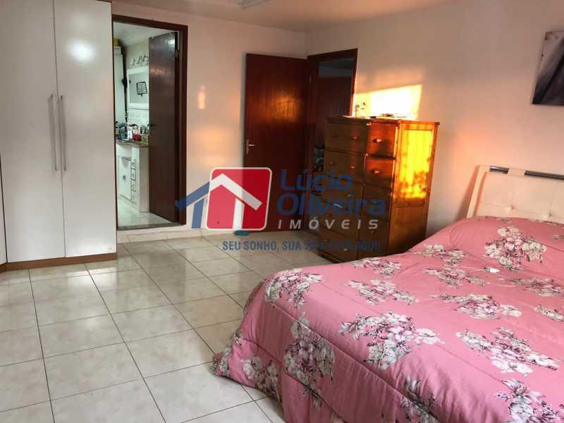 8 - Casa de Vila à venda Avenida Ernani Cardoso,Cascadura, Rio de Janeiro - R$ 550.000 - VPCV50002 - 12