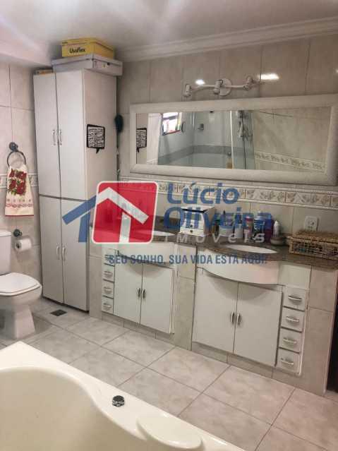 11 - Casa de Vila à venda Avenida Ernani Cardoso,Cascadura, Rio de Janeiro - R$ 550.000 - VPCV50002 - 10