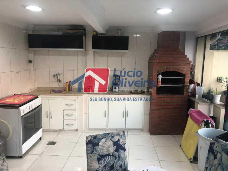 12 - Casa de Vila à venda Avenida Ernani Cardoso,Cascadura, Rio de Janeiro - R$ 550.000 - VPCV50002 - 17
