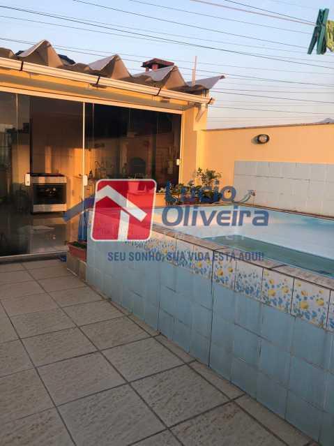 14 - Casa de Vila à venda Avenida Ernani Cardoso,Cascadura, Rio de Janeiro - R$ 550.000 - VPCV50002 - 27