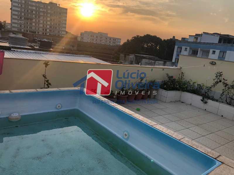 15 - Casa de Vila à venda Avenida Ernani Cardoso,Cascadura, Rio de Janeiro - R$ 550.000 - VPCV50002 - 28