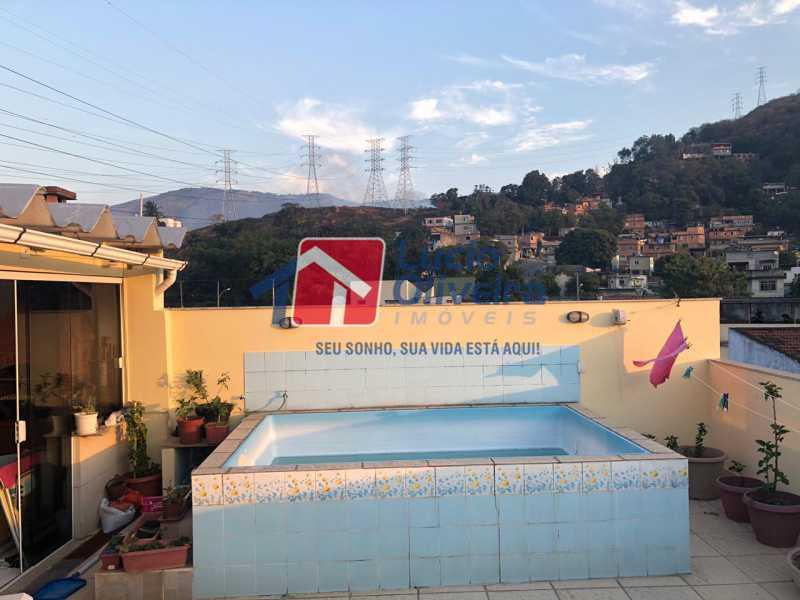 16 - Casa de Vila à venda Avenida Ernani Cardoso,Cascadura, Rio de Janeiro - R$ 550.000 - VPCV50002 - 26