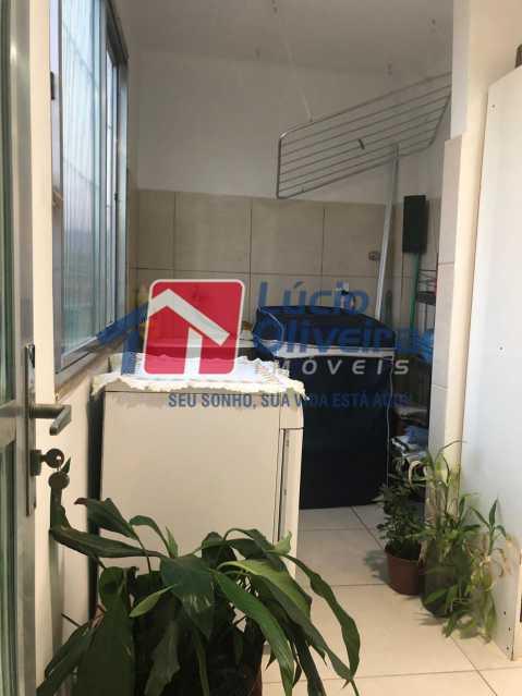 18 - Casa de Vila à venda Avenida Ernani Cardoso,Cascadura, Rio de Janeiro - R$ 550.000 - VPCV50002 - 15