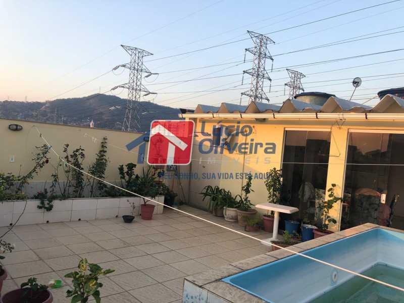 19 - Casa de Vila à venda Avenida Ernani Cardoso,Cascadura, Rio de Janeiro - R$ 550.000 - VPCV50002 - 24