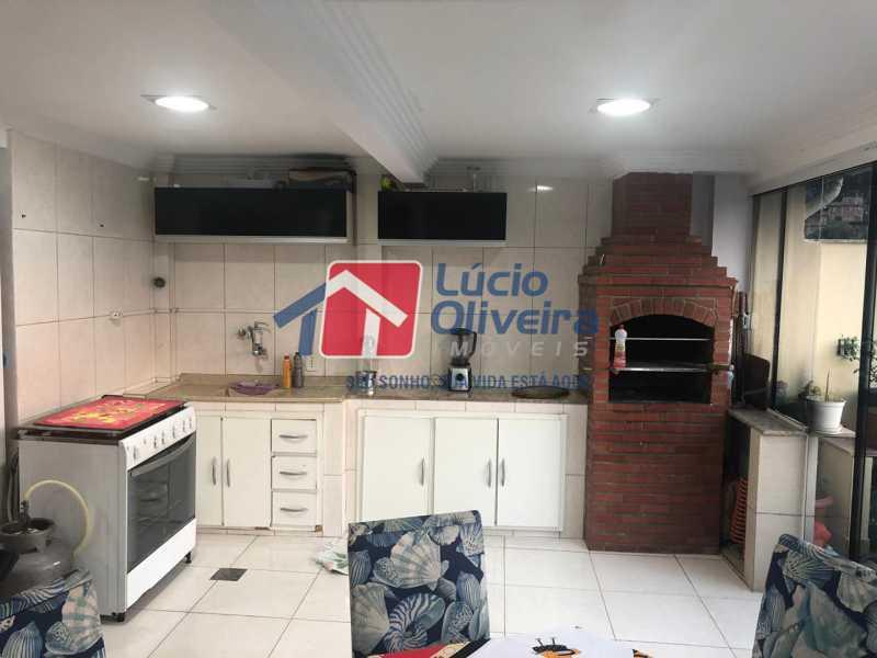 20 - Casa de Vila à venda Avenida Ernani Cardoso,Cascadura, Rio de Janeiro - R$ 550.000 - VPCV50002 - 16