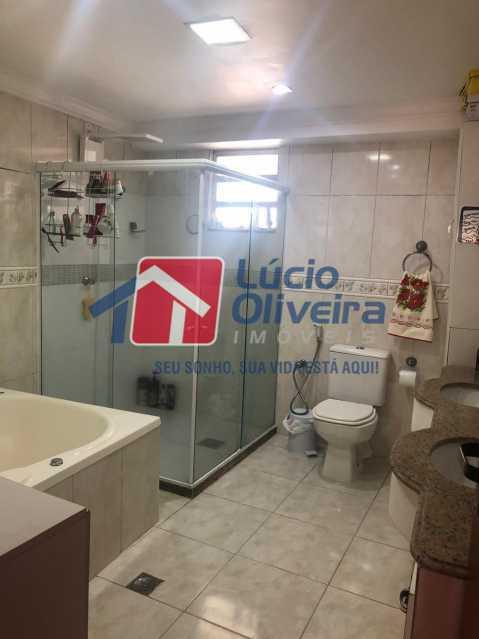 25 - Casa de Vila à venda Avenida Ernani Cardoso,Cascadura, Rio de Janeiro - R$ 550.000 - VPCV50002 - 22