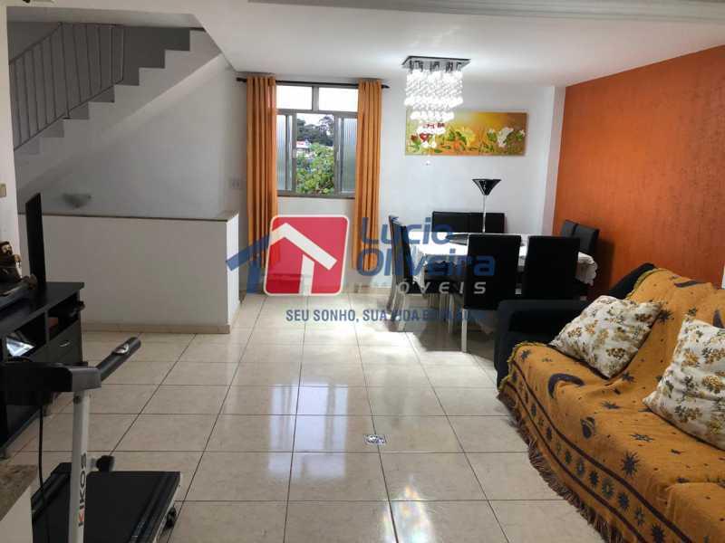 30 - Casa de Vila à venda Avenida Ernani Cardoso,Cascadura, Rio de Janeiro - R$ 550.000 - VPCV50002 - 1