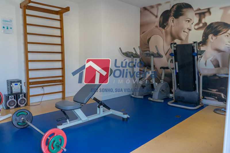 academia. - Apartamento 2 quartos à venda Irajá, Rio de Janeiro - R$ 220.000 - VPAP21559 - 1
