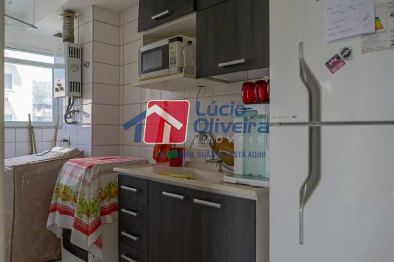 area de serviço. - Apartamento 2 quartos à venda Irajá, Rio de Janeiro - R$ 220.000 - VPAP21559 - 5