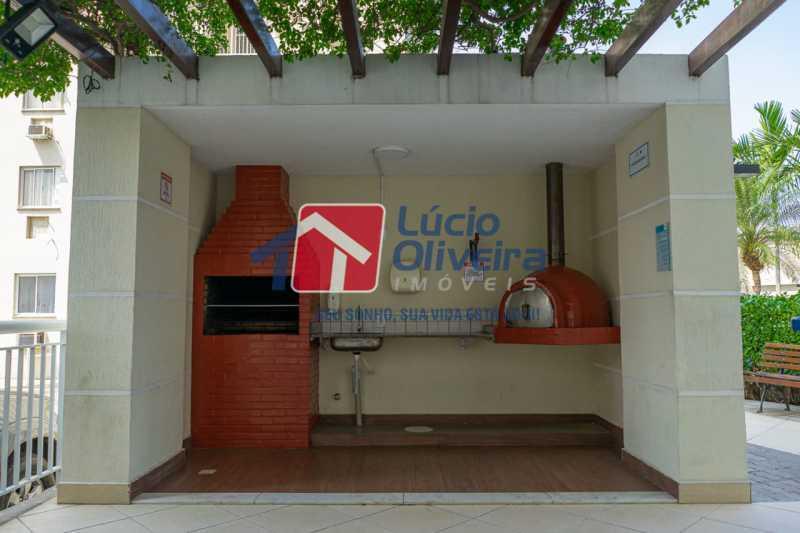 area gourmet. - Apartamento 2 quartos à venda Irajá, Rio de Janeiro - R$ 220.000 - VPAP21559 - 6