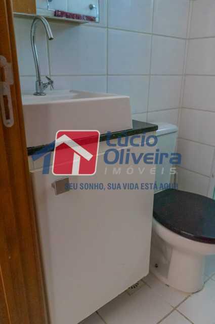 banheiro. - Apartamento 2 quartos à venda Irajá, Rio de Janeiro - R$ 220.000 - VPAP21559 - 7