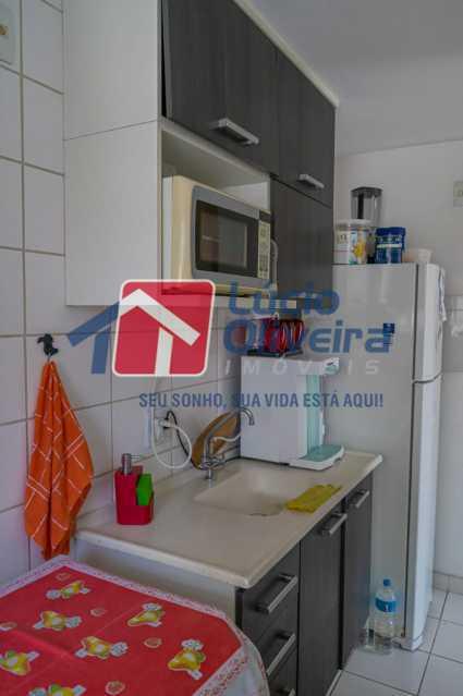 cozinha. - Apartamento 2 quartos à venda Irajá, Rio de Janeiro - R$ 220.000 - VPAP21559 - 9