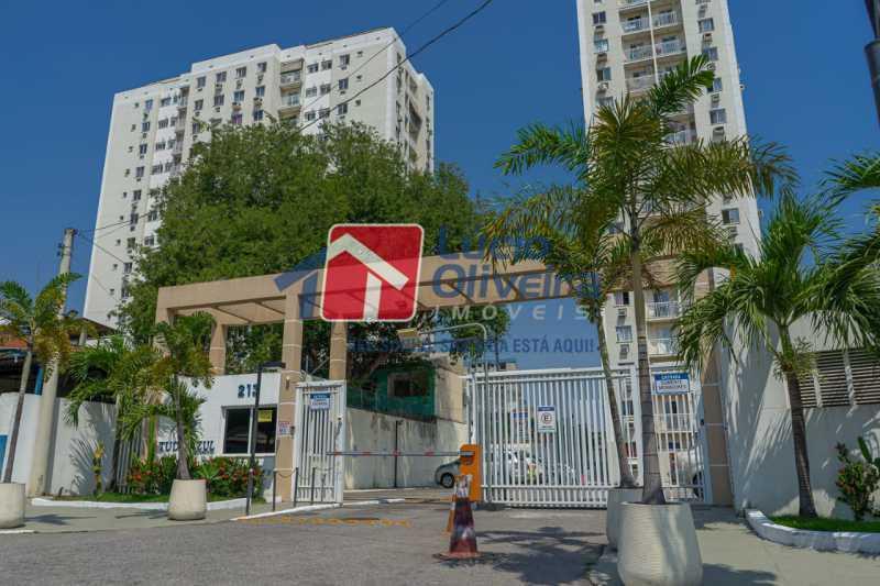 entrada predio. - Apartamento 2 quartos à venda Irajá, Rio de Janeiro - R$ 220.000 - VPAP21559 - 10