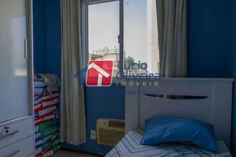 quarto menor. - Apartamento 2 quartos à venda Irajá, Rio de Janeiro - R$ 220.000 - VPAP21559 - 17