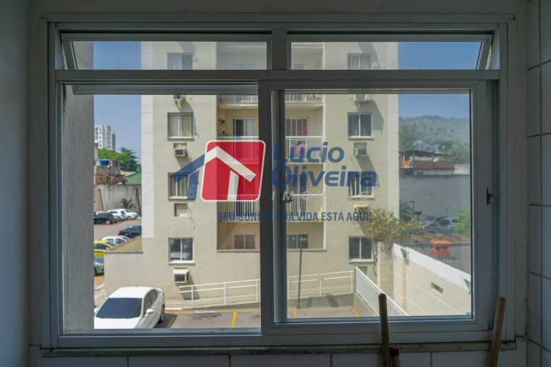 vista livre. - Apartamento 2 quartos à venda Irajá, Rio de Janeiro - R$ 220.000 - VPAP21559 - 23