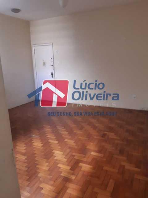 3 sala2 - Apartamento 2 quartos à venda Ramos, Rio de Janeiro - R$ 198.000 - VPAP21562 - 5