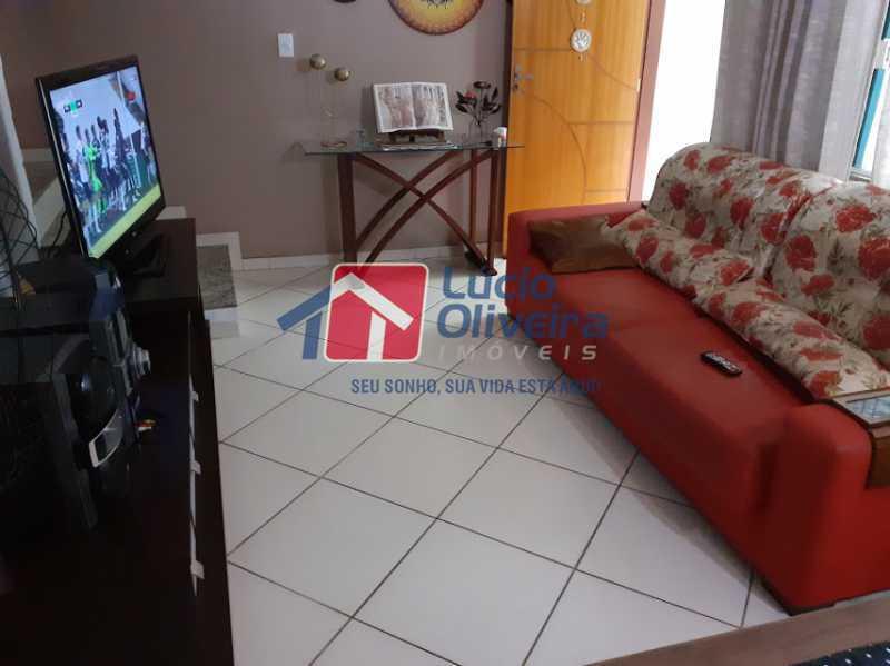 02- Sala - Casa em Condomínio 3 quartos à venda Vista Alegre, Rio de Janeiro - R$ 470.000 - VPCN30013 - 3
