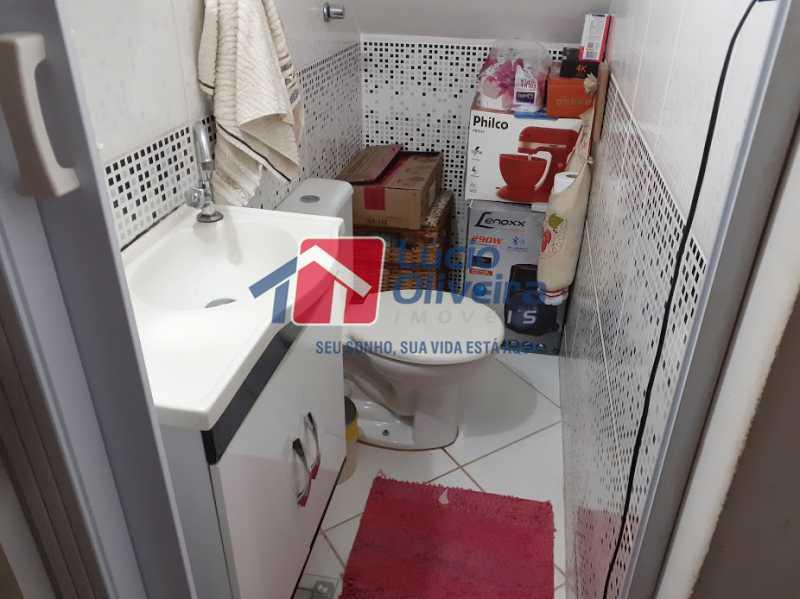 03- Lavabo - Casa em Condomínio 3 quartos à venda Vista Alegre, Rio de Janeiro - R$ 470.000 - VPCN30013 - 4