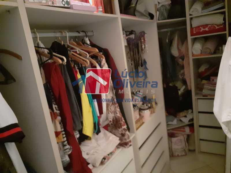 09- Closet - Casa em Condomínio 3 quartos à venda Vista Alegre, Rio de Janeiro - R$ 470.000 - VPCN30013 - 10