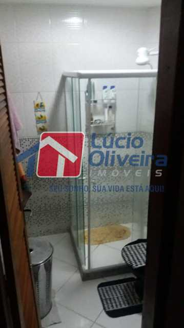 12- Suite Canad. - Casa em Condomínio 3 quartos à venda Vista Alegre, Rio de Janeiro - R$ 470.000 - VPCN30013 - 13