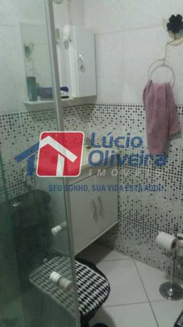 13- Suite Canad. - Casa em Condomínio 3 quartos à venda Vista Alegre, Rio de Janeiro - R$ 470.000 - VPCN30013 - 14