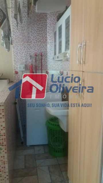 19- Lavanderia - Casa em Condomínio 3 quartos à venda Vista Alegre, Rio de Janeiro - R$ 470.000 - VPCN30013 - 21