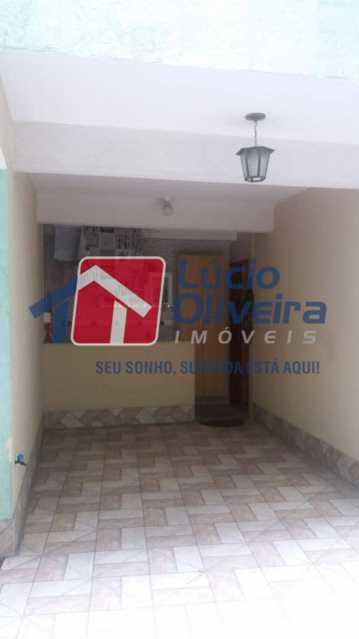 21- Garagem - Casa em Condomínio 3 quartos à venda Vista Alegre, Rio de Janeiro - R$ 470.000 - VPCN30013 - 22