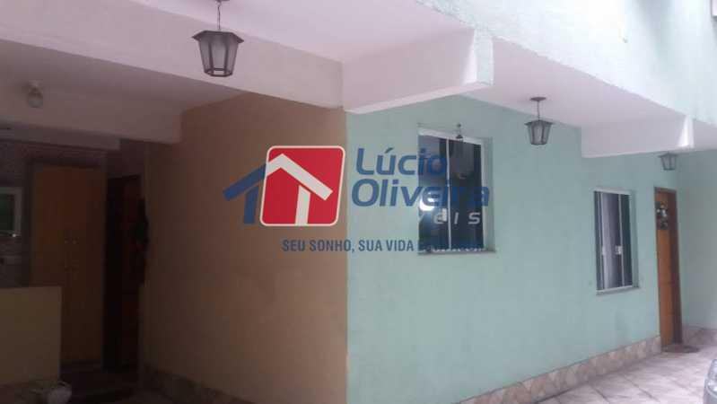 22- Fachada - Casa em Condomínio 3 quartos à venda Vista Alegre, Rio de Janeiro - R$ 470.000 - VPCN30013 - 23