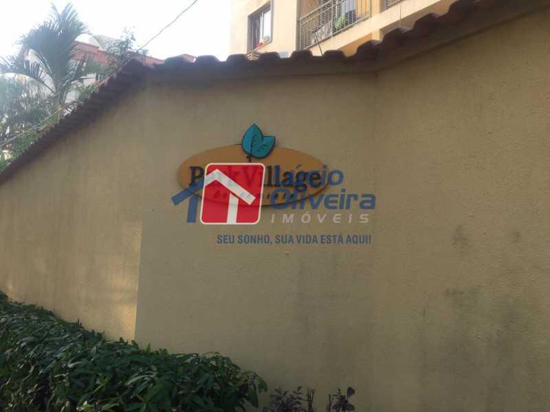 1-fachada - Apartamento à venda Rua Comendador Pinto,Campinho, Rio de Janeiro - R$ 220.000 - VPAP21563 - 31