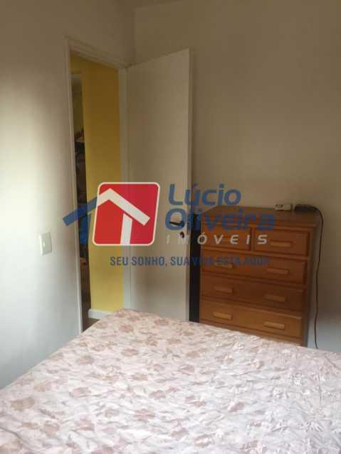 6-quarto - Apartamento à venda Rua Comendador Pinto,Campinho, Rio de Janeiro - R$ 220.000 - VPAP21563 - 6