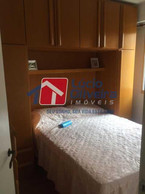 7-quarto - Apartamento à venda Rua Comendador Pinto,Campinho, Rio de Janeiro - R$ 220.000 - VPAP21563 - 7