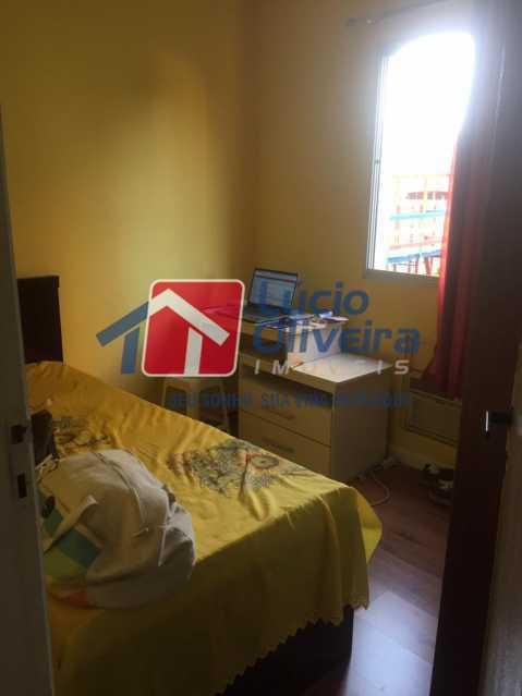 8-quarto - Apartamento à venda Rua Comendador Pinto,Campinho, Rio de Janeiro - R$ 220.000 - VPAP21563 - 8