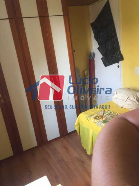9-quarto - Apartamento à venda Rua Comendador Pinto,Campinho, Rio de Janeiro - R$ 220.000 - VPAP21563 - 9