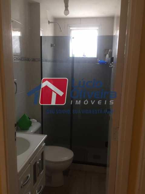 10-banheiro - Apartamento à venda Rua Comendador Pinto,Campinho, Rio de Janeiro - R$ 220.000 - VPAP21563 - 10