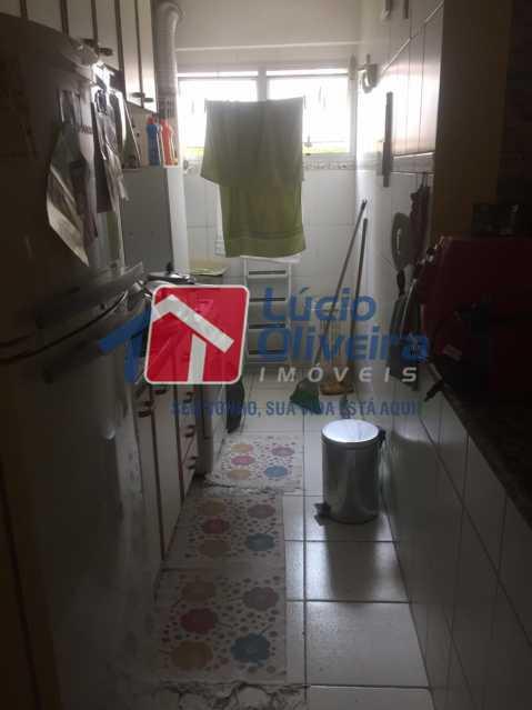 12-cozinha - Apartamento à venda Rua Comendador Pinto,Campinho, Rio de Janeiro - R$ 220.000 - VPAP21563 - 12