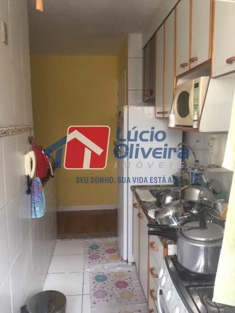 13-cozinha - Apartamento à venda Rua Comendador Pinto,Campinho, Rio de Janeiro - R$ 220.000 - VPAP21563 - 13