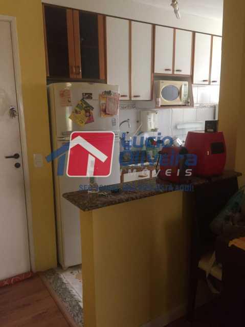 14-banheiro - Apartamento à venda Rua Comendador Pinto,Campinho, Rio de Janeiro - R$ 220.000 - VPAP21563 - 14