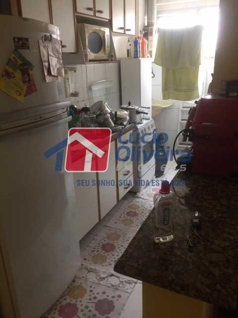 15-cozinha - Apartamento à venda Rua Comendador Pinto,Campinho, Rio de Janeiro - R$ 220.000 - VPAP21563 - 15