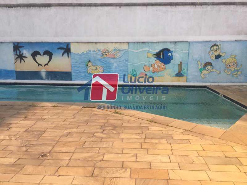 19-piscina - Apartamento à venda Rua Comendador Pinto,Campinho, Rio de Janeiro - R$ 220.000 - VPAP21563 - 19