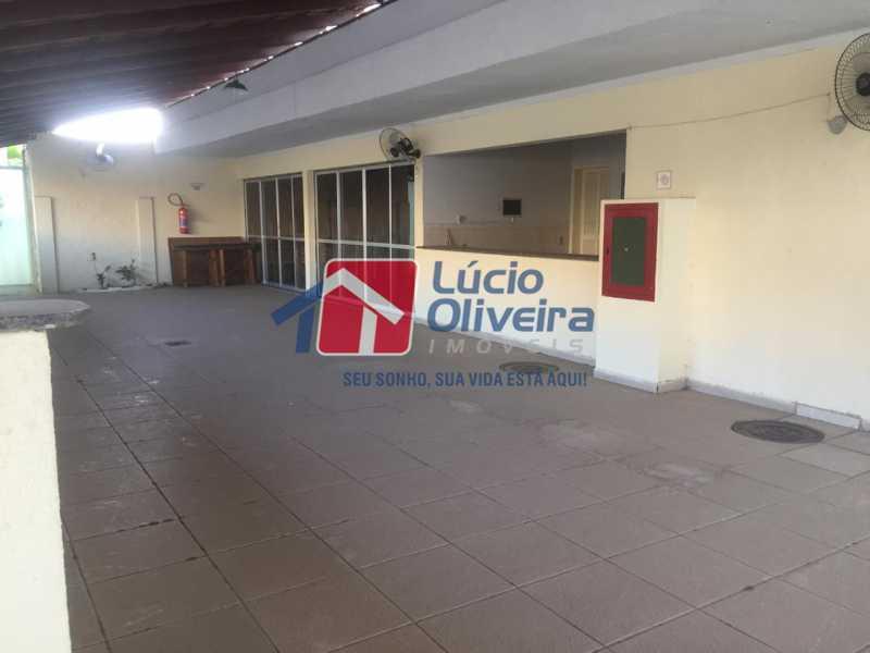 21-salao de festas - Apartamento à venda Rua Comendador Pinto,Campinho, Rio de Janeiro - R$ 220.000 - VPAP21563 - 21