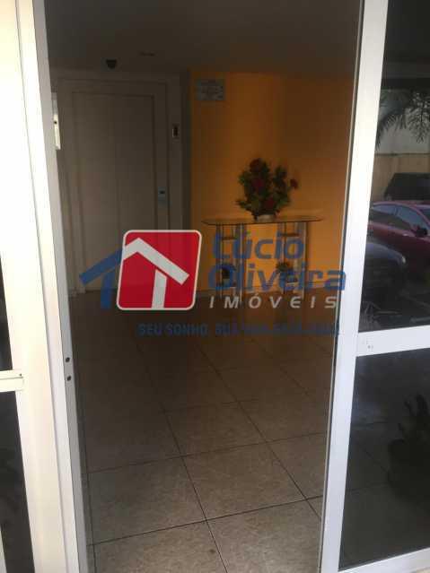 23-area externa - Apartamento à venda Rua Comendador Pinto,Campinho, Rio de Janeiro - R$ 220.000 - VPAP21563 - 23