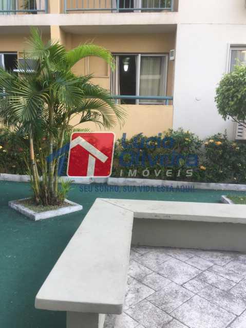 25-area externa - Apartamento à venda Rua Comendador Pinto,Campinho, Rio de Janeiro - R$ 220.000 - VPAP21563 - 25