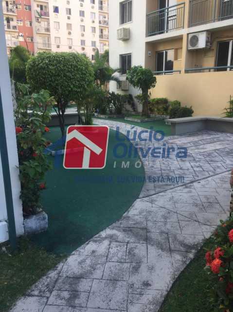 26-area externa - Apartamento à venda Rua Comendador Pinto,Campinho, Rio de Janeiro - R$ 220.000 - VPAP21563 - 26