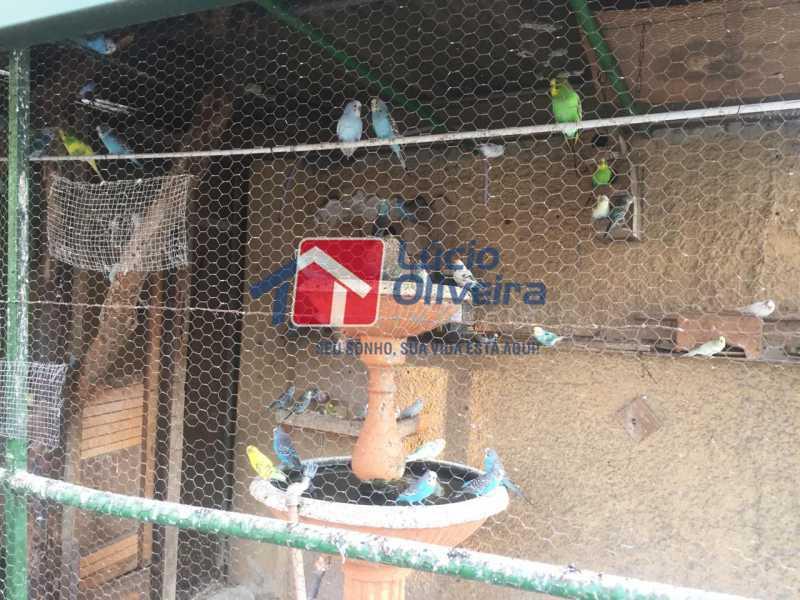 27-area externa - Apartamento à venda Rua Comendador Pinto,Campinho, Rio de Janeiro - R$ 220.000 - VPAP21563 - 27