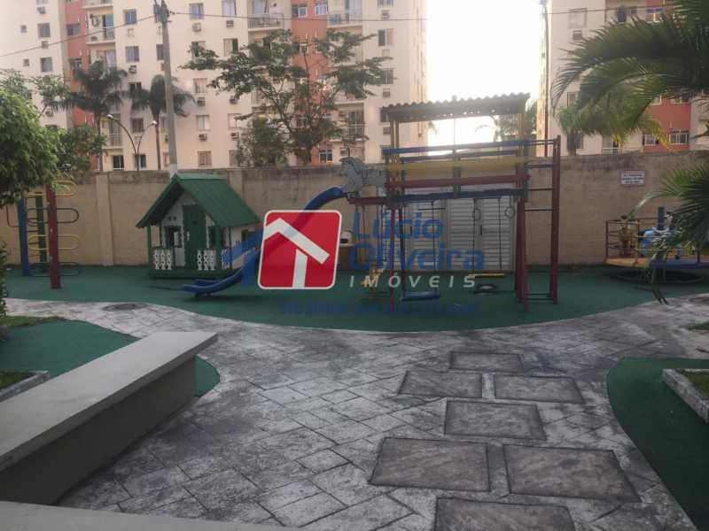 28-parquinho - Apartamento à venda Rua Comendador Pinto,Campinho, Rio de Janeiro - R$ 220.000 - VPAP21563 - 28