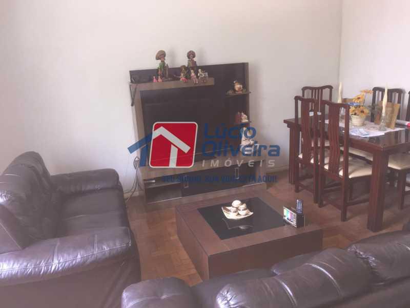 1-Sala ambiente 1 - Apartamento à venda Rua Fernandes Leão,Vicente de Carvalho, Rio de Janeiro - R$ 270.000 - VPAP21564 - 1