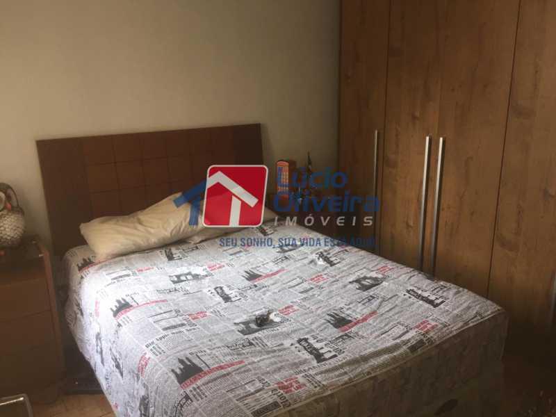 6-Quarto solteiro - Apartamento à venda Rua Fernandes Leão,Vicente de Carvalho, Rio de Janeiro - R$ 270.000 - VPAP21564 - 7